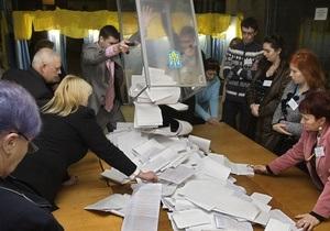 Выборы-2010: ЦИК обработал 75% протоколов