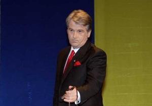 Ющенко не видит смысла в импичменте Януковича