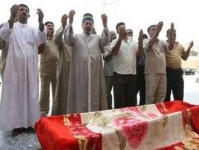 Взрывы в Багдаде: 8 погибших