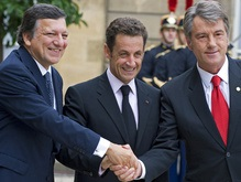 В Париже начался саммит Украина-ЕС