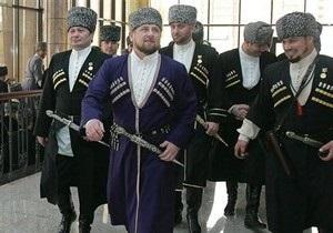 Братство: Вместе с Медведевым в Киев приедет президент Чечни