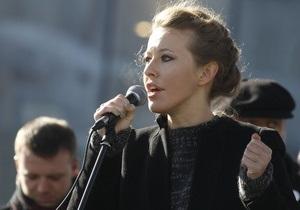 СМИ: Во время обыска в квартире Собчак обнаружили полтора миллиона евро
