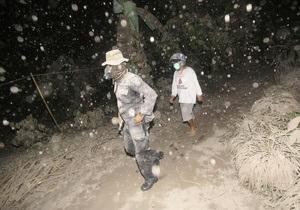 В Индонезии началось новое извержение вулкана Мерапи