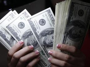 Доллар упал ниже восьми гривен на межбанке