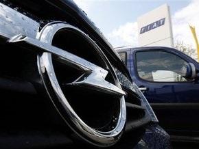 Германия может отказать Fiat в покупке Opel