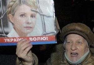 СМИ: Американская компания повторно подала в суд на Тимошенко