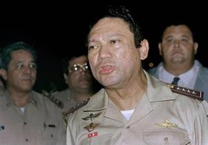 Бывшего диктатора Панамы перевели из больницы в тюрьму