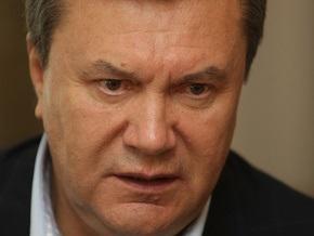 Янукович о срыве выборов: введение в стране чрезвычайного положения исключено