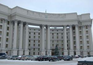 Общественный Совет при МИД напомнил Януковичу о недопустимости вступления в Таможенный союз