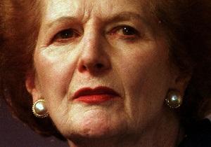 Прощание с Железной леди. Сегодня в Лондоне похоронят Маргарет Тэтчер