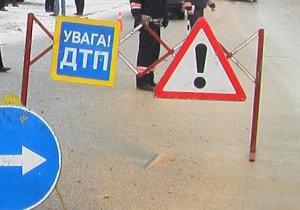 В Виннице сгорело такси из-за эпилептического приступа у водителя