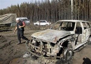 МЧС России: Необходимо увеличить силы и средства для тушения пожаров