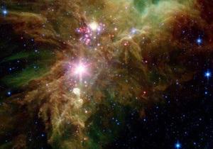 Астрономы: Старые звезды забирают массу у более слабых