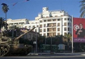 Спикер парламента Туниса взял на себя руководство страной