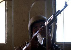 Ирак: контракты на покупку оружия в России не отменялись