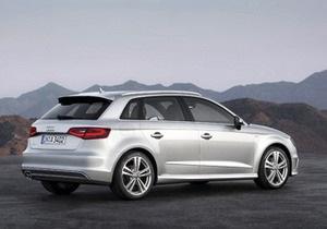 Audi выпустит новый компактвэн на базе хэтчбека А3