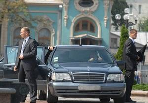 Янукович назначил начальника своей личной охраны