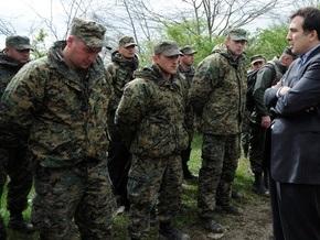 Полиция Грузии задержала десять военнослужащих по делу о мятеже на военной базе
