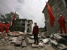 Китаец выжил, проведя под завалами 11 суток