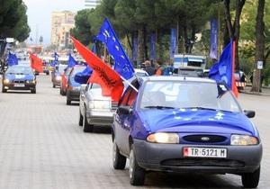 Албания и Босния получили безвизовый режим с ЕС