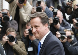 В Великобритании обнародовали результаты парламентских выборов