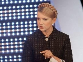 Тимошенко снова обвинила Ющенко в попытке довести страну до дефолта