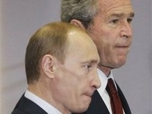 Буш и Путин не договорились по ПРО