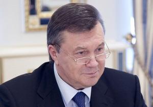 Янукович пообещал вскоре вынести на общественное обсуждение проект нового закона о выборах
