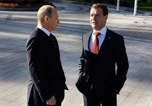 Путин заявил, что он и Медведев вместе решат, кто пойдет на следующие президентские выборы