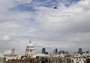 В Лондоне прошли церемонии, посвященные 70-й годовщине начала нацистских бомбардировок