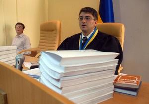 Апелляционный суд Киевской области и ВСЮ вступились за судью Киреева