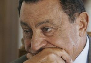Вице-президент Египта объявил об отставке Мубарака