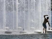 В воскресенье в Украине будет жарко