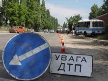 В Крыму автобус с туристами из Беларуси попал в ДТП