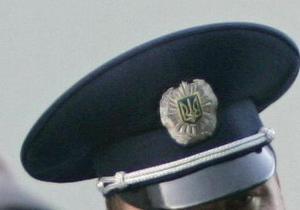 В Днепропетровской области милиционер не справился с управлением и сбил пешехода