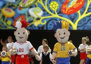 На информкампанию Евро-2012 дополнительно потратят 60 млн грн
