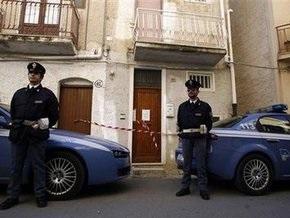 Итальянская полиция разгромила мафиозный клан Паризи