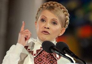 Тимошенко: Я за каждую цифру своей декларации буду отвечать