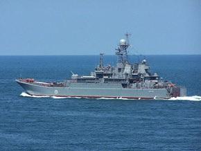 Минобороны РФ опровергло информацию о направлении кораблей ЧФ на борьбу с пиратами