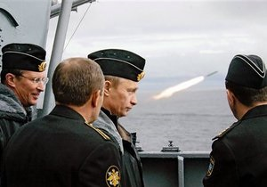 Путин: Россия удвоит производство ударных ракетных комплексов