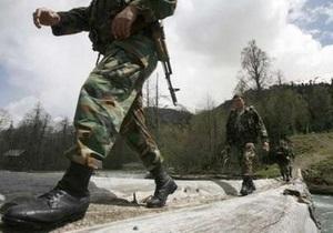 Абхазия утвердила свои границы