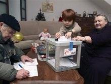 ЦИК Грузии: У Саакашвили 50,17% голосов
