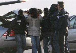 Во Франции арестован вероятный лидер баскской сепаратистской организации