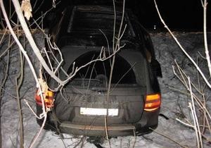В Харьковской области водитель Porsche Cayenne выехал на встречную полосу: пятеро погибших