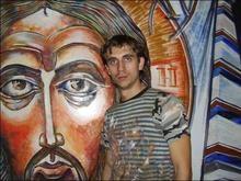 Автор трехглавого Ющенко создаст километровую картину
