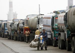 Украина будет прокачивать в Беларусь до 8 млн тонн нефти в год