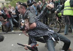 Задержанные вчера участники акции в поддержку Pussy Riot освобождены - МВД