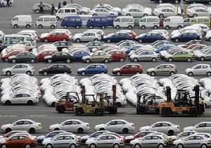 Назван средний возраст продающихся в Украине б/у автомобилей