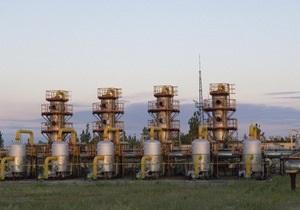 Мечтая стать газовым хабом Европы, Киев намерен вдвое увеличить мощность хранилищ