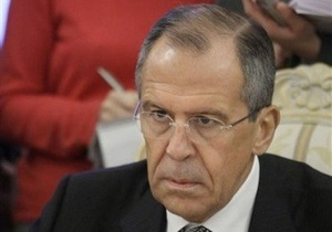 Лавров не уточнил, будет ли Зурабов вручать верительные грамоты Ющенко